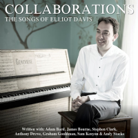 Collaborations - The Songs of Elliot Davis CD